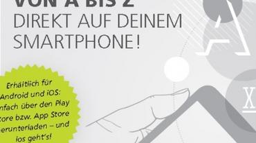 Ausbildung A bis Z Smartphone